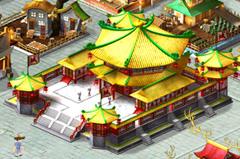蒼の三国志 城