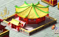 蒼の三国志 宮殿